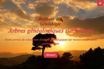 wellbert-genealogie